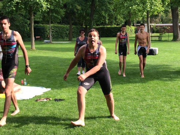 Aquathlon de Bâle,  Samstag, 23. Mai 2015, Sportbad St.Jakob, Basel