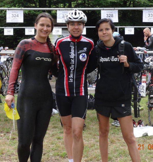 5ème TRIThur au  Lac de Kruth-Wildenstein (68) le 21 juin 2015