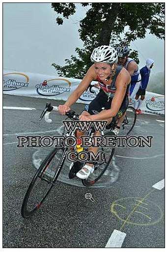 Triathlon de l´Alpe d´Huez le samedi 1er aout 2015