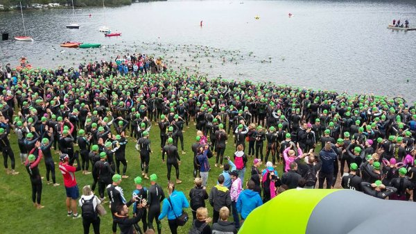 27ème triathlon de Gerardmer (88) le samedi 5 Septembre 2015
