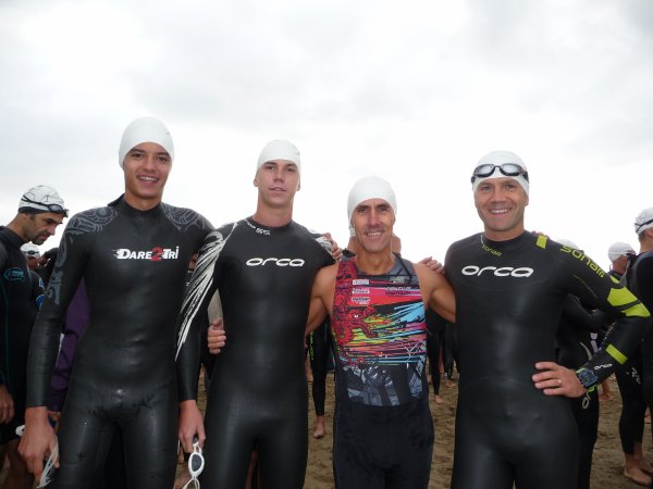 Triathlon de Colmar (68) le 20 septembre 2015