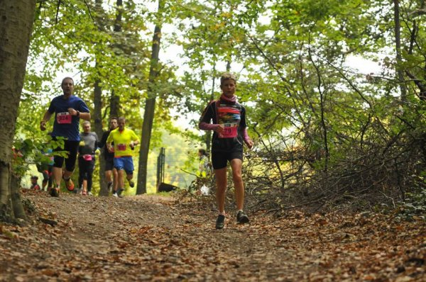 Grand Mulhouse Trail Urbain à Mulhouse (68) le 11 octobre 2015