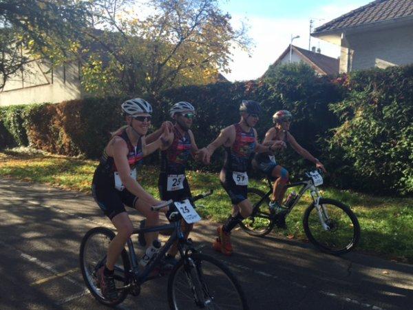 Bike & Run de Rixheim le 8 novembre 2015