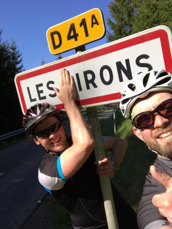 Triathlon de Rumilly(74) le dimanche 22 mai 2016