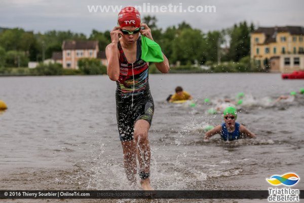 Triathlon de Belfort (90) 28-29 mai 2016