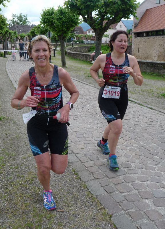 28ème Triathlon International d´Obernai le 05 juin 2016