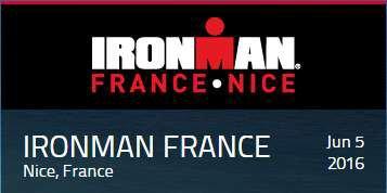 Ironman de Nice le 5 juin 2016