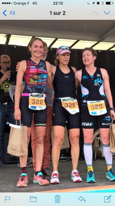 Triathlon Lac des sapins 19 Juin 2016 Cublize/69 20è  édition