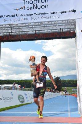 Triathlon de Nyon (CH) les 6 et 7 août 2016
