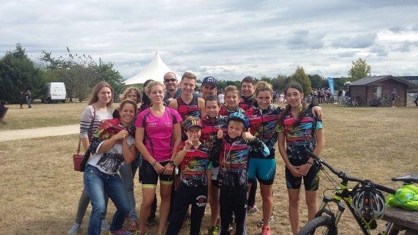 Trikids - Décathlon Wittenheim (68) le 17 septembre 2016