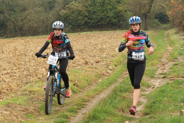 Bike & Run de Rixheim (68) le 13 novembre 2016