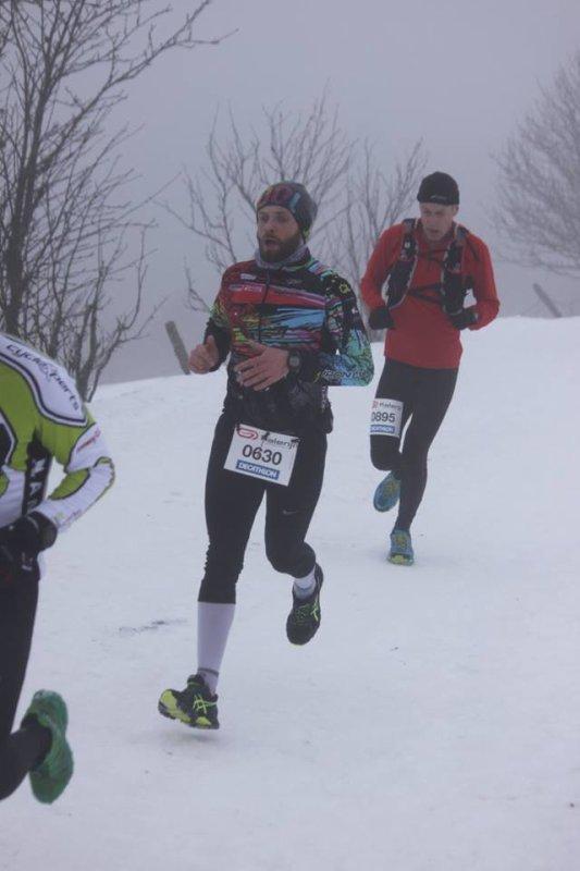 Trail blanc des Vosges à Rouge-gazon(88) les 28 et 29 janvier 2017
