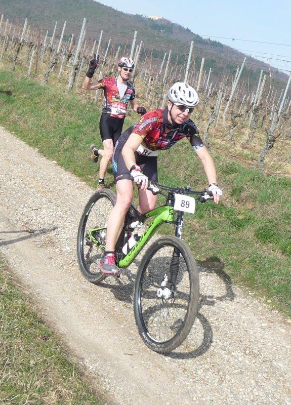 1er Bike and Run des 3 Châteaux le 12 mars 2017