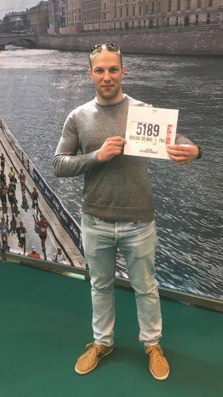 Marathon de Paris le dimanche 9 avril 2017