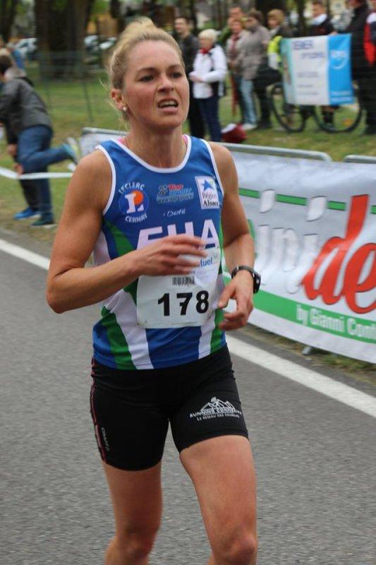 Foulées de Rosenau (68) et Ronde des Elfes Pfaffenheim (68) le samedi 15 avril 2017
