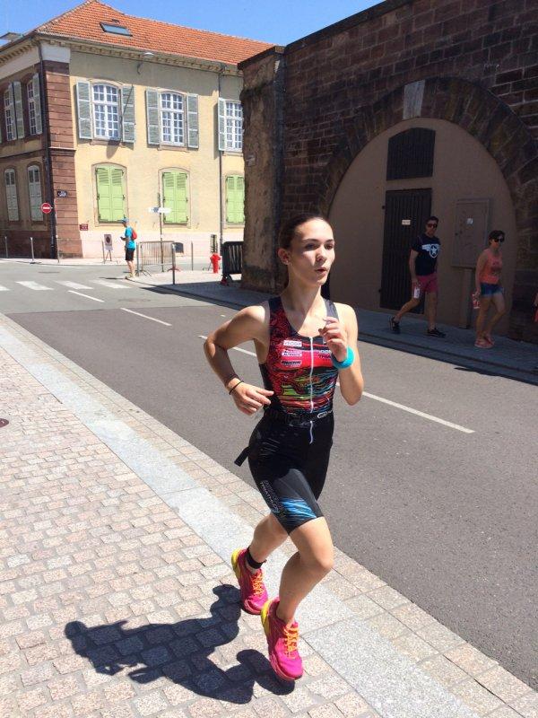 Triathlon de Belfort (90) les 27 et 28 mai 2017