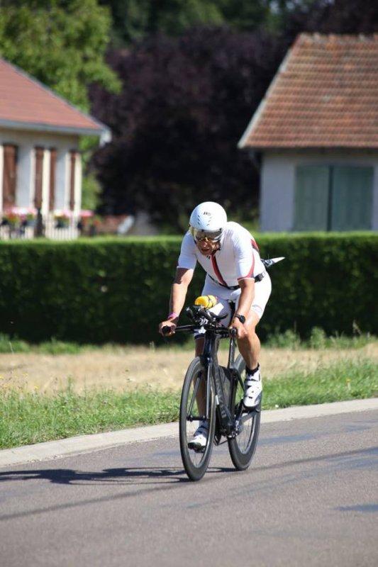 Triathlon du Val de Gray L à Gray (70) le 16 Juillet 2017