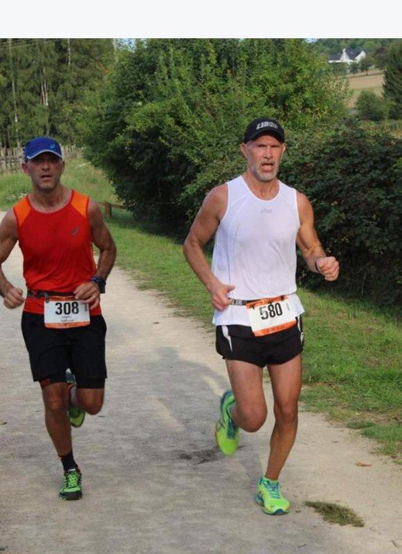 La BUX RUN à Tagolsheim (68) le 26 aout 2017