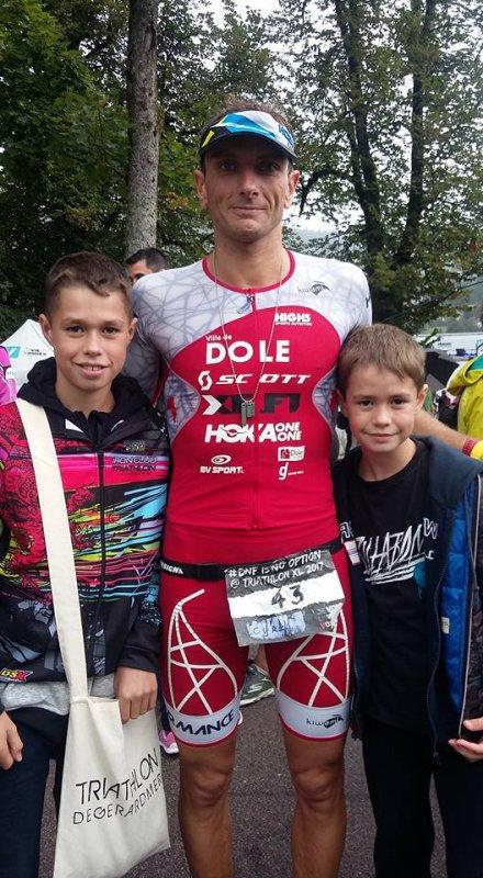 Triathlon de Gerardmer (88) les 2 et 3 septembre 2017