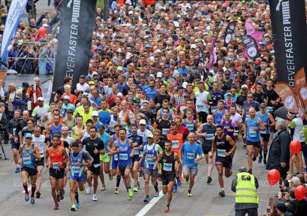 Marathon et semi-marathon de Colmar le 17 septembre 2017