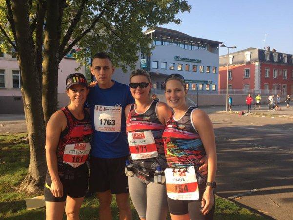 Semi-marathon du Lion de Belfort (90) le 24 septembre 2017