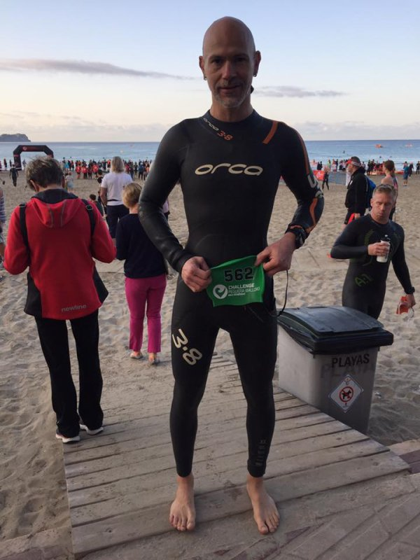 Half IM Challenge Peguera-Mallorca (ESP) le 14 octobre 2017