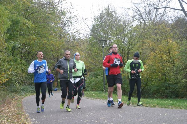 COURSE DES RIVES DE LA THUR à Cernay 68 le 29 octobre 2017