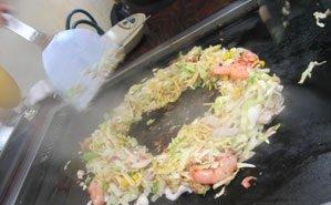 Okonomiyaki et Monjayaki