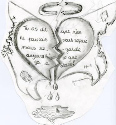 Mon Poeme Des Poemes Damour Damitié De Haine