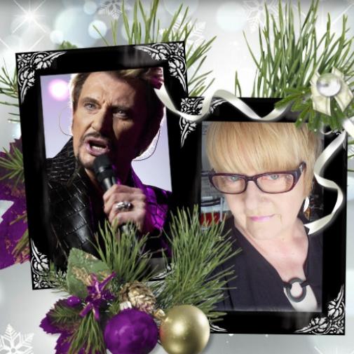 Je vous souhaite un heureux Noel à tous