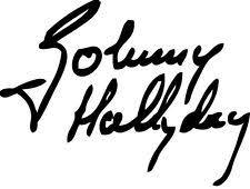 bientot rendez vous chez le tatoueur pour faire ça , en hommage à Johnny...