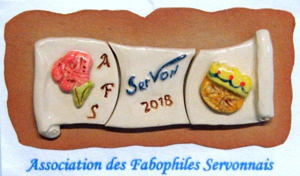 Salon AFS du 25 Février 2018 à Servon, 77 - Une confirmation!!!!