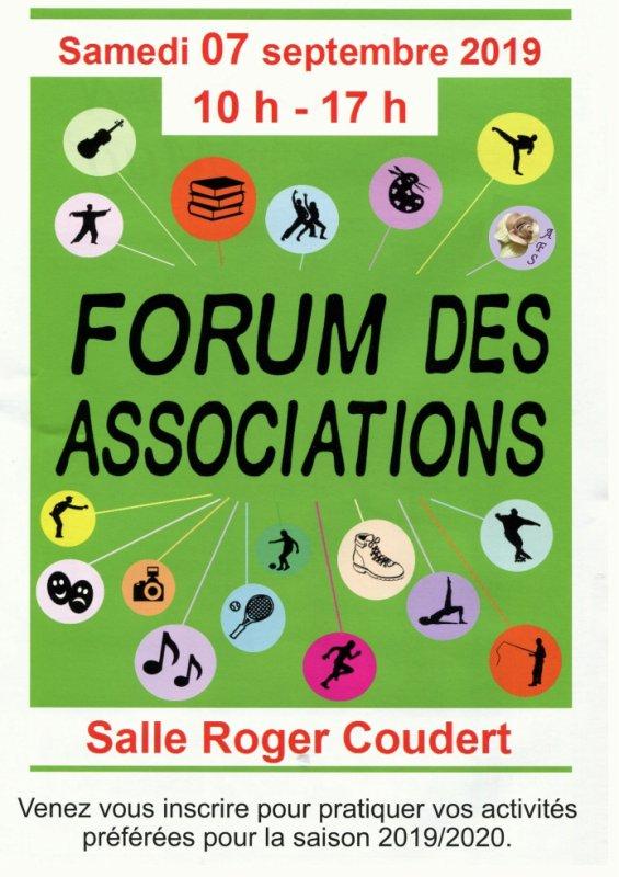 L'AFS sera présente au Forum des Associations de SERVON le 7 Septembre 2019