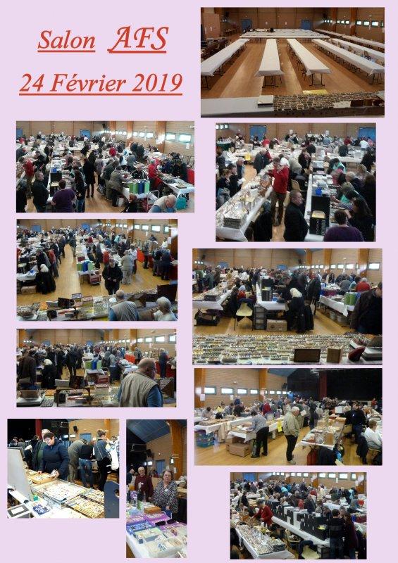 Salon AFS du 24 Février 2019, Quelques photos....