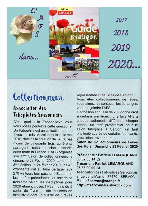 Campagne Publicitaire Salon AFS 2020...C'est Parti !!!