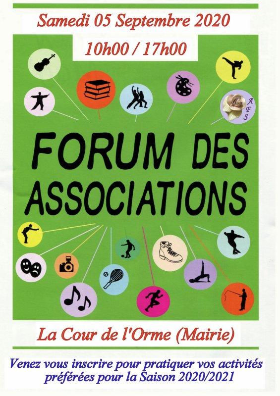 L'AFS sera présente au Forum des Associations de Servon