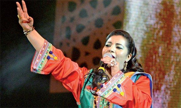 الفنانة المغربية الأمازيغية فاطمة تابعمرانت