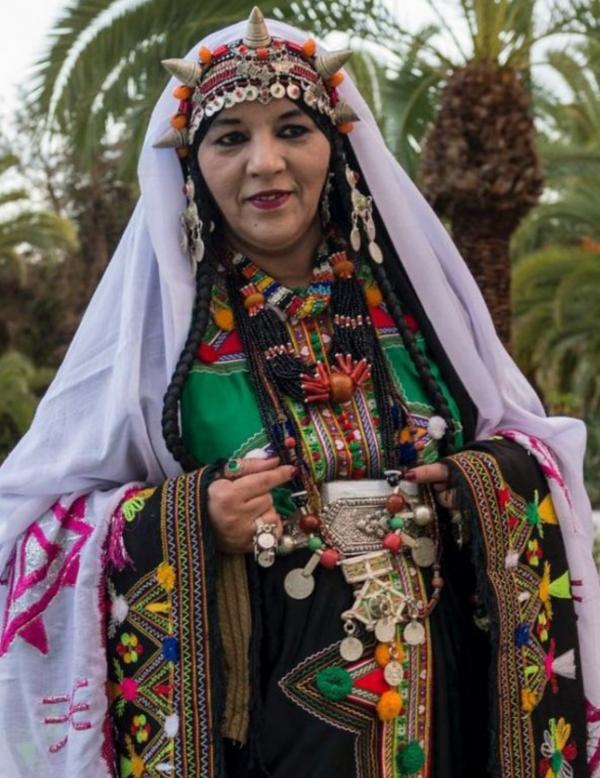 La Diva de la Chanson Amazighe Fatima Tabaamrant