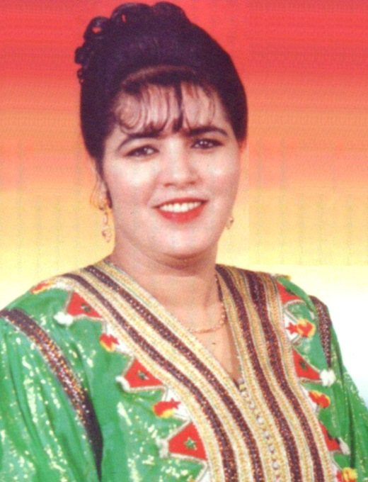 Fatima Tabaamrant فاطمة تباعمرانت
