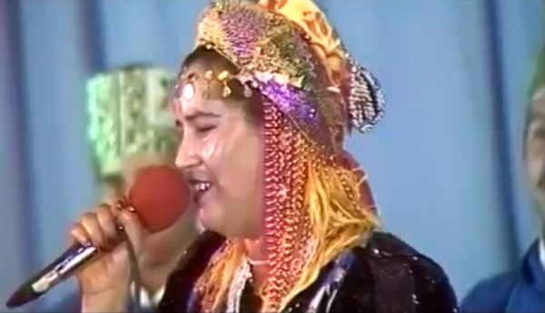 Tanazourt Tamazight Fatima Tabaamrant | تانازورت تامازيغت الفنانة فاطمة تبعمرانت
