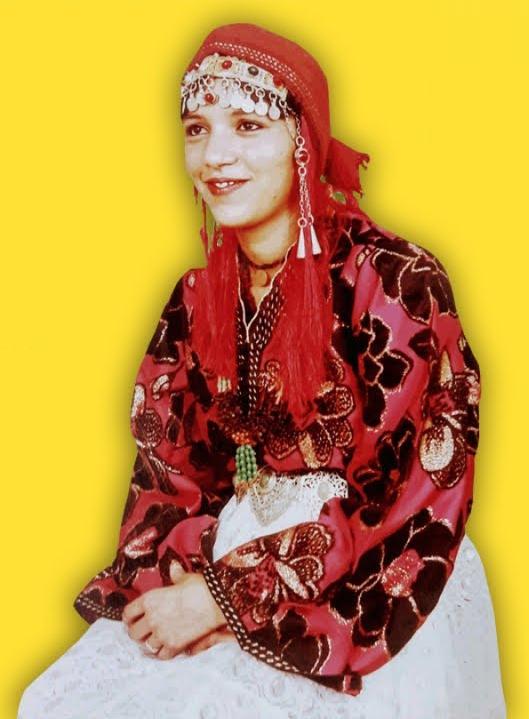 Raïssa Fatima Tabaamrant | الرايسة فاطمة تبعمرانت