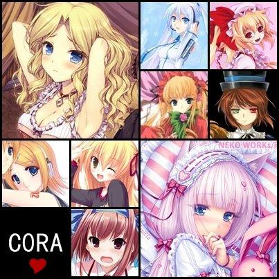 Présentation de Cora (: