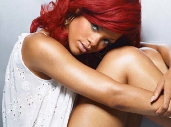 La star: Rihanna