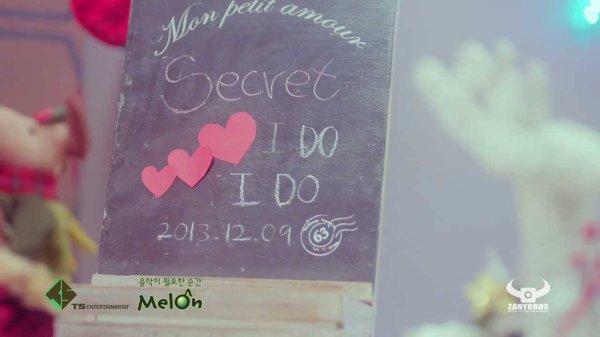 """Traduction N°3:  """"I do, I do"""" de SECRET !!!!"""