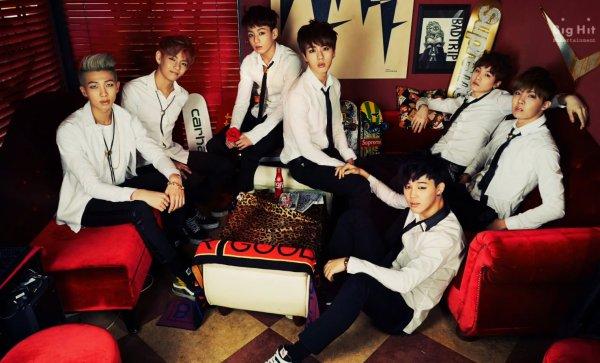 "Traduction N°10: ""Boy In Luv"" des BTS!!!"