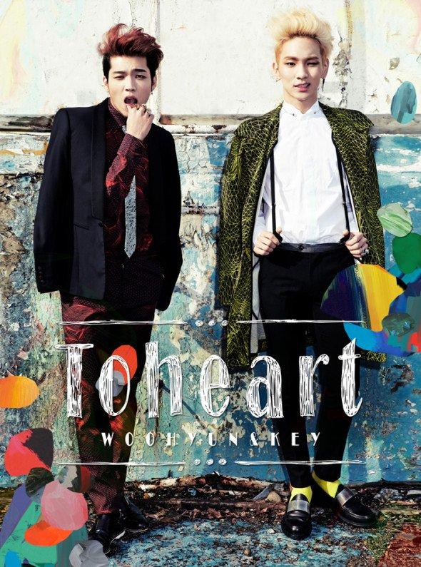Le duo Toheart sort son premier MV!