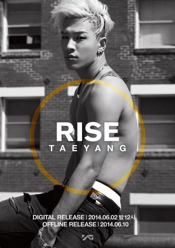 """""""눈,코,입"""" ... Le fantastique comeback de TaeYang!"""