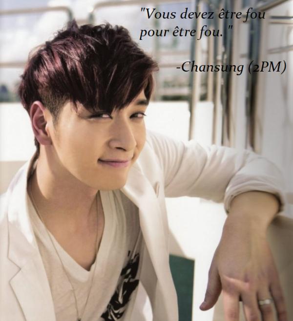 Quelques unes des citations les plus...Inattendues.... de la K-POP! x)