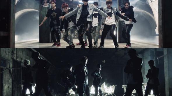 """Les BTS reviennent avec le titre """"Danger""""!"""