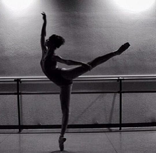 Le journal d'une ballerine